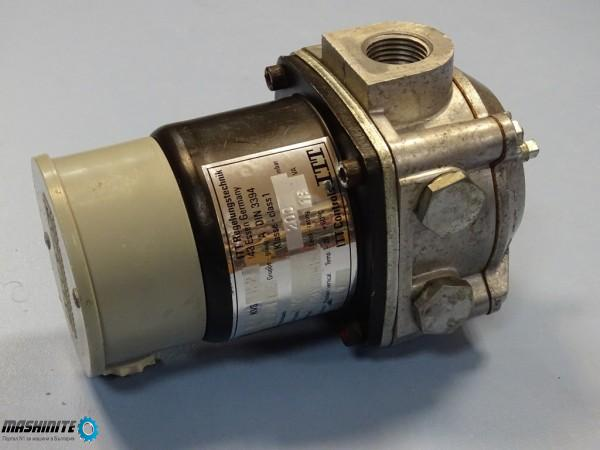 Магнет-вентил ITT Controls DGC SA-101 gas solenoid v ...